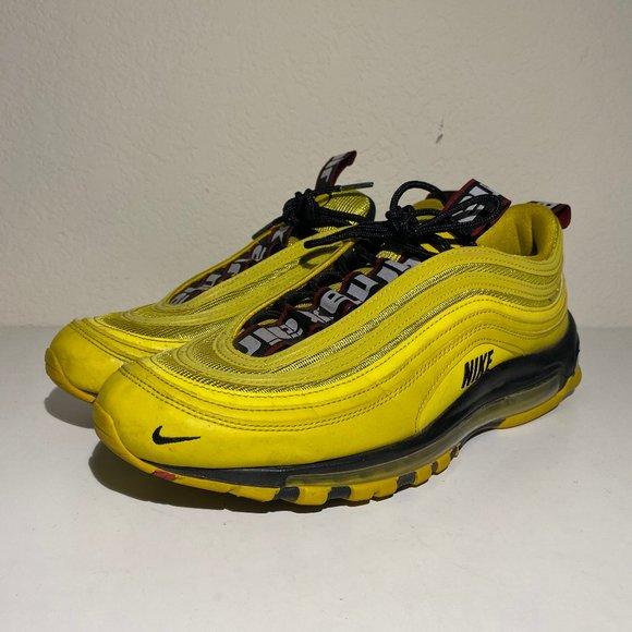 Nike Shoes | Air Max 97 Bright Citron